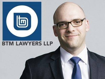 BTM Lawyers LLP - Michael Poznanski