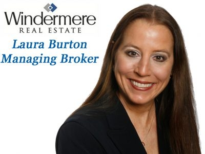 Windermere Real Estate - Managing Broker - Laura Burton