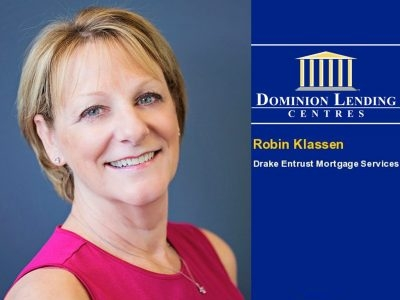 Dominion Lending Centre Mortgage Broker - Robin Klassen