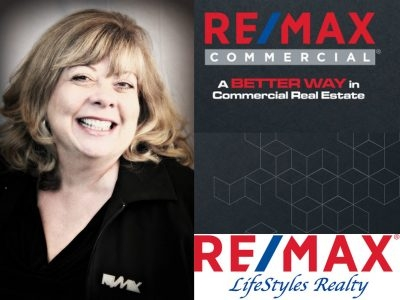 Commercial & Residential Realtor - Sherry Moir