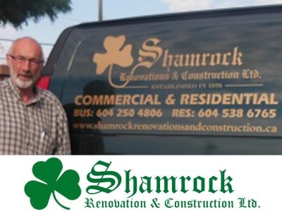Shamrock Renovations and Construction Ltd. - Brian O'Ruairc