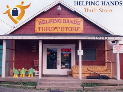 Helping Hands Thrift Stores / Home & Decor - Jeffrey Hager